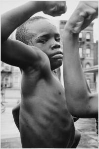 レナード・フリード《ハーレム》1967年   ⒸLeonard Freed / Magnum Photos