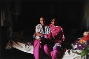 林典子《パキスタン:酸に焼かれた人生 セイダのストーリー》2010