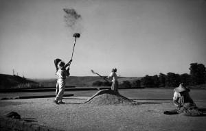 眞田準の農園、パラナ州ロンドリーナ、1955年 ⒸHaruo Ohara/Instituto Moreira Salles Collection
