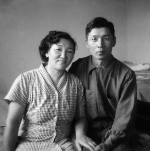 治雄と幸、パラナ州、1954年頃 ⒸHaruo Ohara/Instituto Moreira Salles Collection