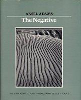 アンセル・アダムス著、The Negative、1957年