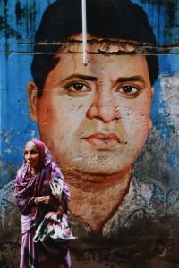 プラシャンタ・クマール・サハ《壁紙》2013 ⒸPrashanta Kumar Saha