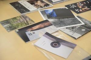 松本孝一さんは「ニセアカシア発行所」を立ち上げ、デザイナーとしても活動中。近作の写真集。