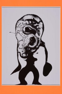内藤正敏《トキドロレン》1962-63年ⒸMasatoshi Naito