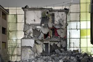 "JUNG Jihyun, ""Demolition Site,"" 2013 ⒸJung Jihyun"